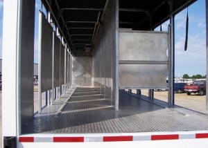 Swing Doors Provide Full Rear Access